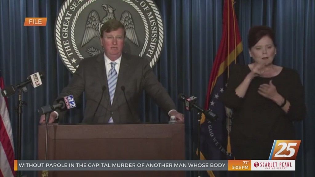 Governor Reeves Planning To Take Legal Action Against Vaccine Mandates