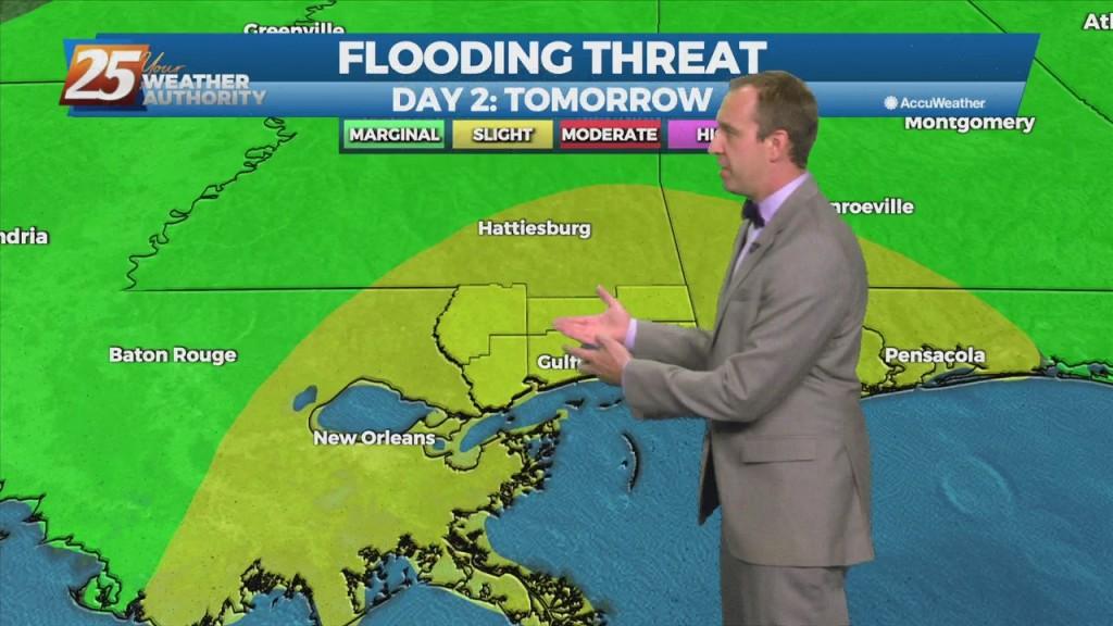 """09/17 Ryan's """"still Raining"""" Friday Evening Forecast"""