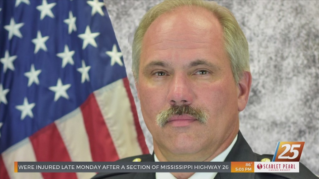 Remembering District Fire Chief Mark Hilley
