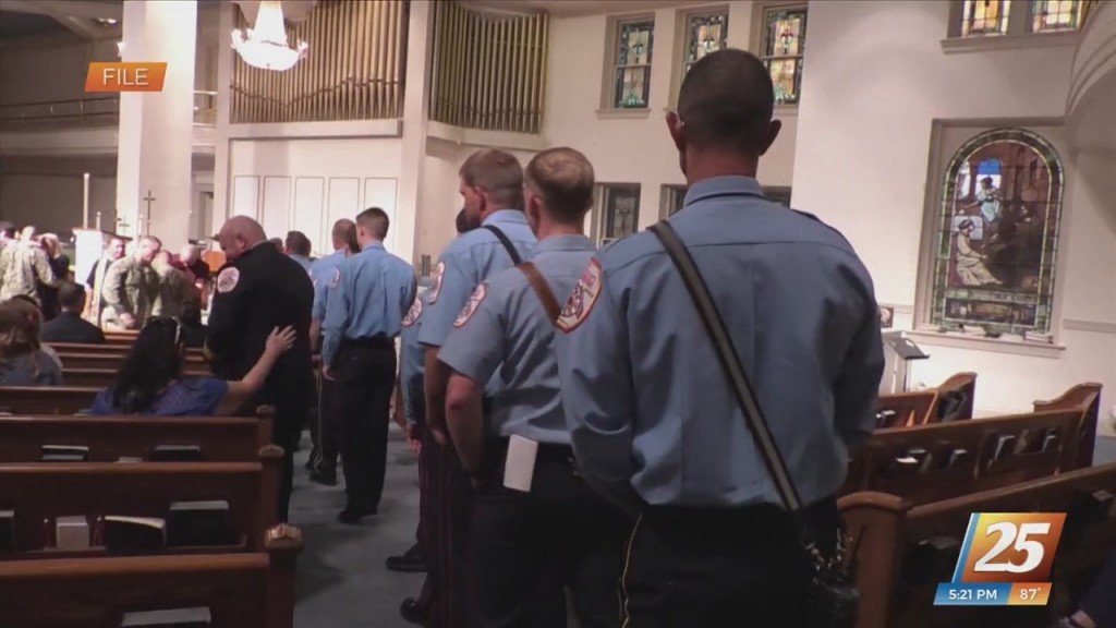 Blessing Of The Badges And Boots