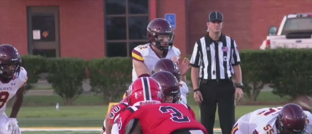 Maccc Football: Prcc Vs. Mississippi Delta