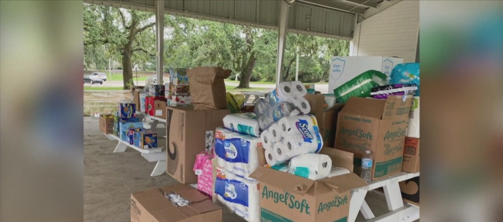 St. Thomas Catholic Church Hurricane Ida Relief Drive