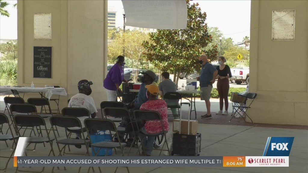 Local Organizations Team Up To Vaccinate More Residents