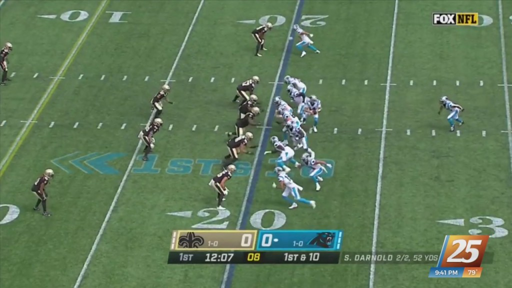 Saints Report: New Orleans Saints Humbled By Carolina Panthers