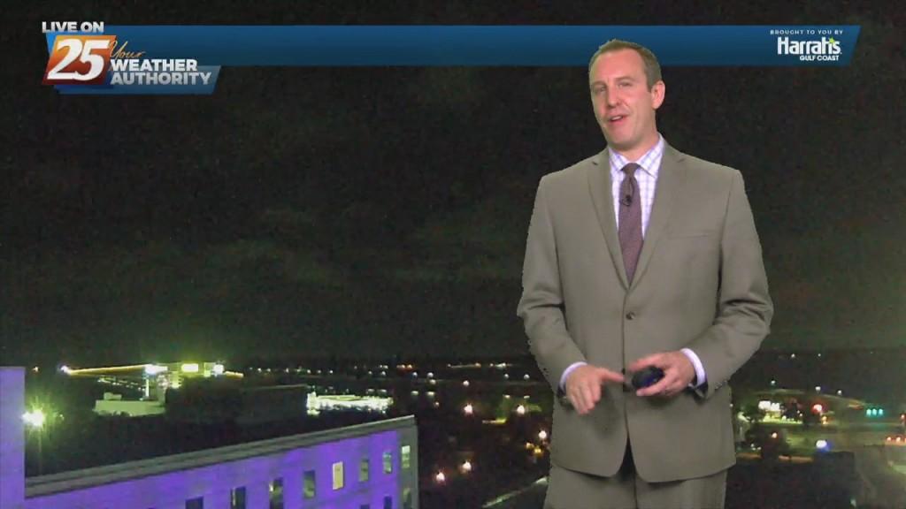 "09/20 Ryan's ""fog Potential"" Monday Night Forecast"