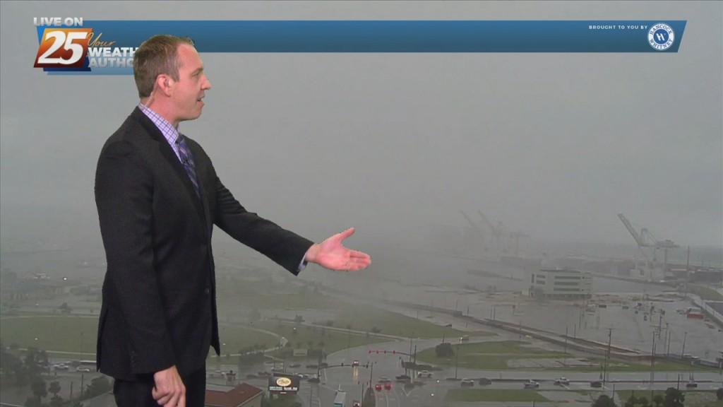 "09/29 Ryan's ""wet Wednesday"" Evening Forecast"