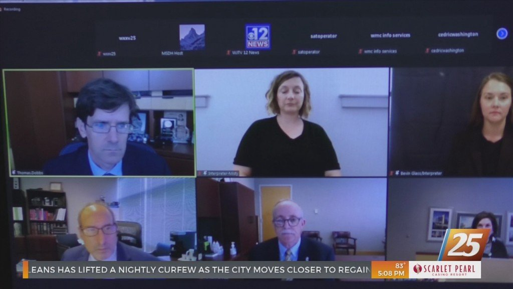 State Health Officials Discuss Covid 19 Surge