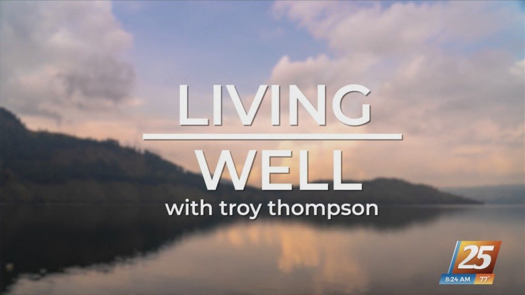 Living Well With Troy Thompson: September 20th, 2021