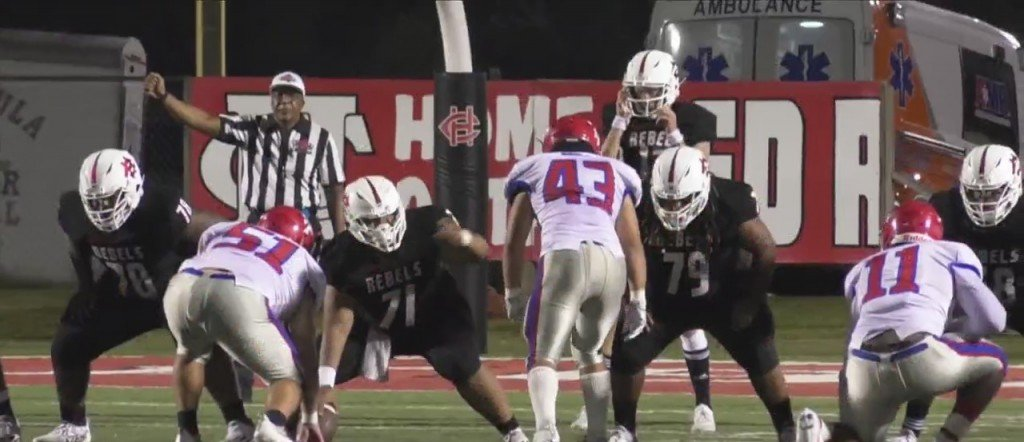 High School Football: Harrison Central Vs. Pascagoula