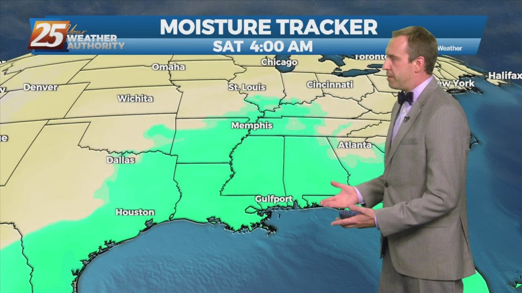 """09/17 Ryan's """"flood Watch Extended"""" Friday Night Forecast 2"""