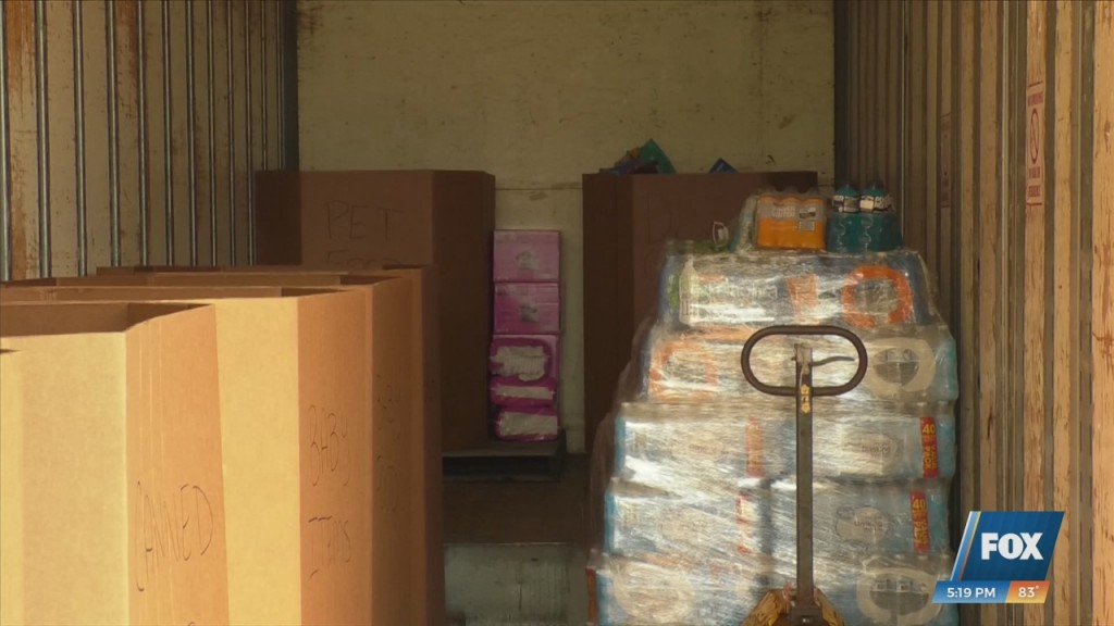 City Of D'iberville Collecting Hurricane Ida Relief Donations