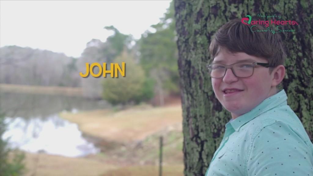 Grant Me Hope: John Hopes To Be Adopted