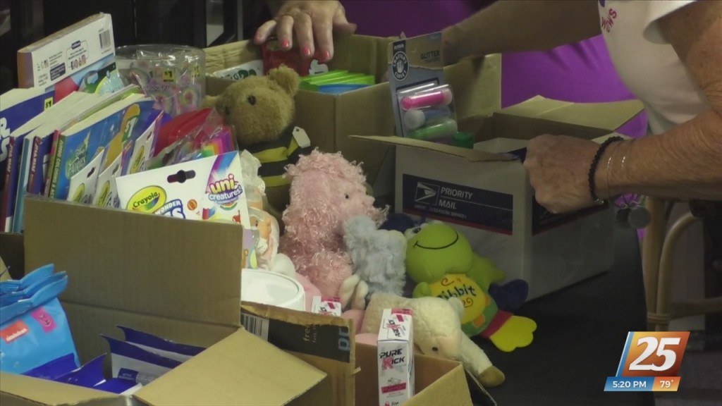Local Ministry Donating Care Packages To Kenya