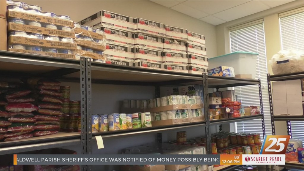 Usm Helps Coast Students Through On Campus Pantry
