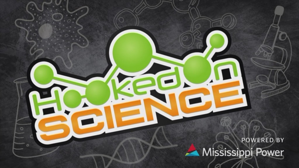 Hooked On Science: September 14th, 2021