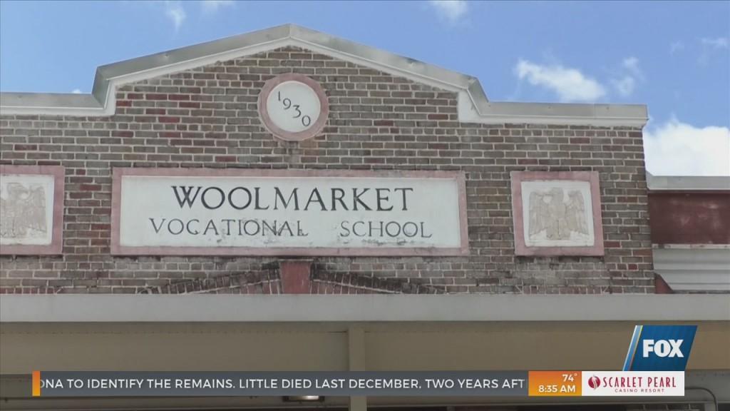 Woolmarket Elementary Named Blue Ribbon School