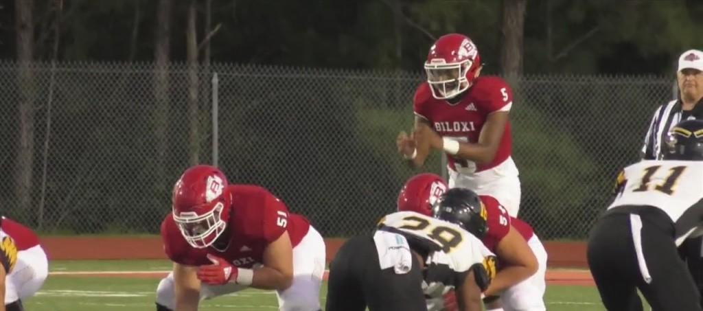 High School Football: D'iberville Vs. Biloxi