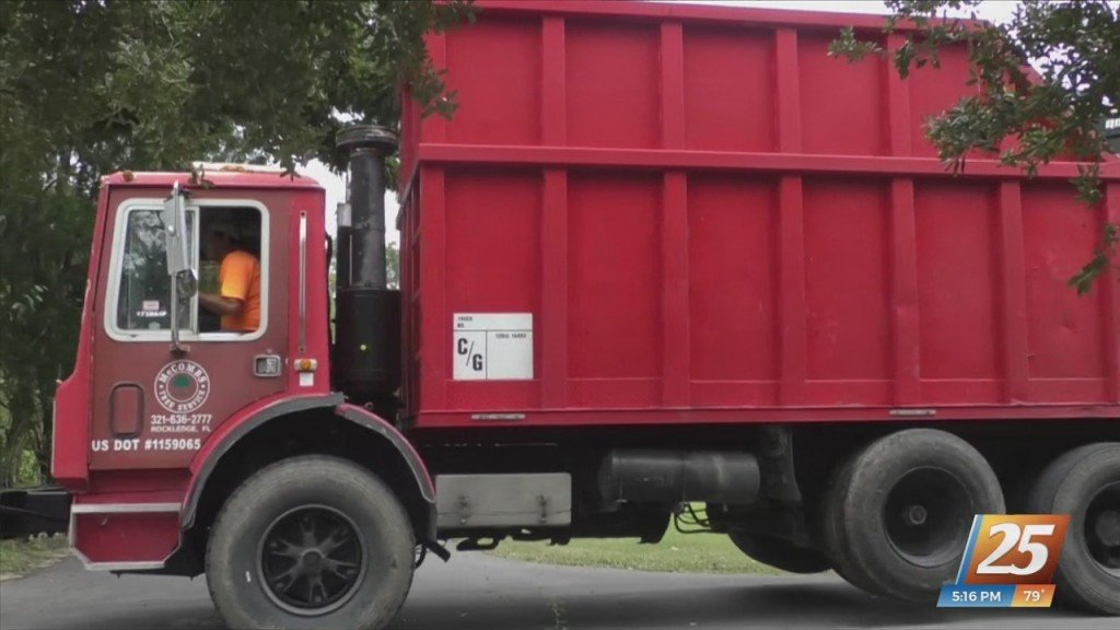 'operation Clean Sweep' Underway Across The City Of Biloxi