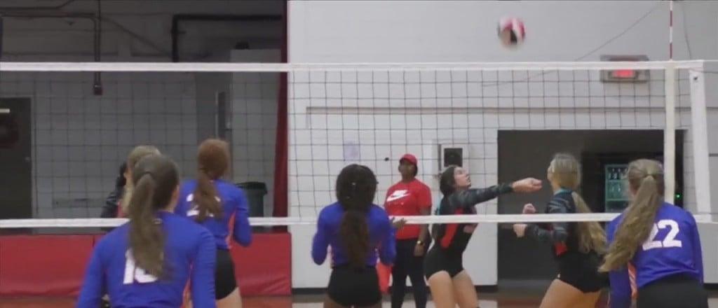 High School Volleyball: Gulfport Vs. Harrison Central