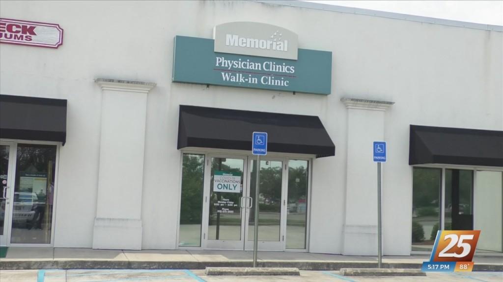 Memorial Transform Biloxi Clinic Into Covid Site