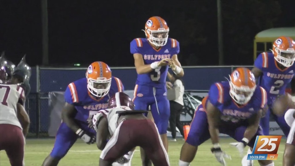 News 25 Game Of The Week: Gulfport Vs. Picayune