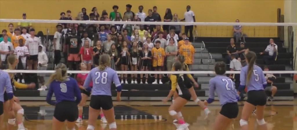 High School Volleyball: D'iberville Vs. Ocean Springs