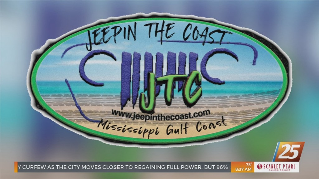 Jeepin' The Coast And Wxxv Partner Together For Hurricane Ida Supply Drive
