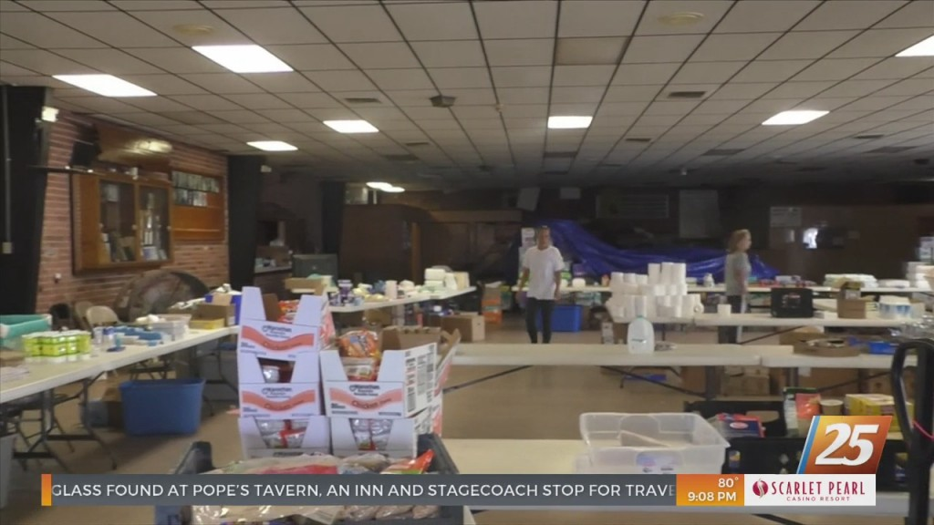 Local Business Travels To Louisiana For Hurricane Relief