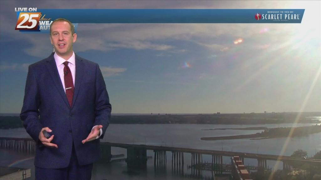"09/24 Ryan's ""sunny & Dry"" Friday Evening Forecast"