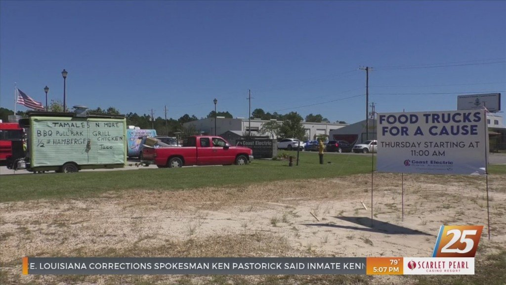 Coast Electric Power Hosts Food Trucks For A Cause