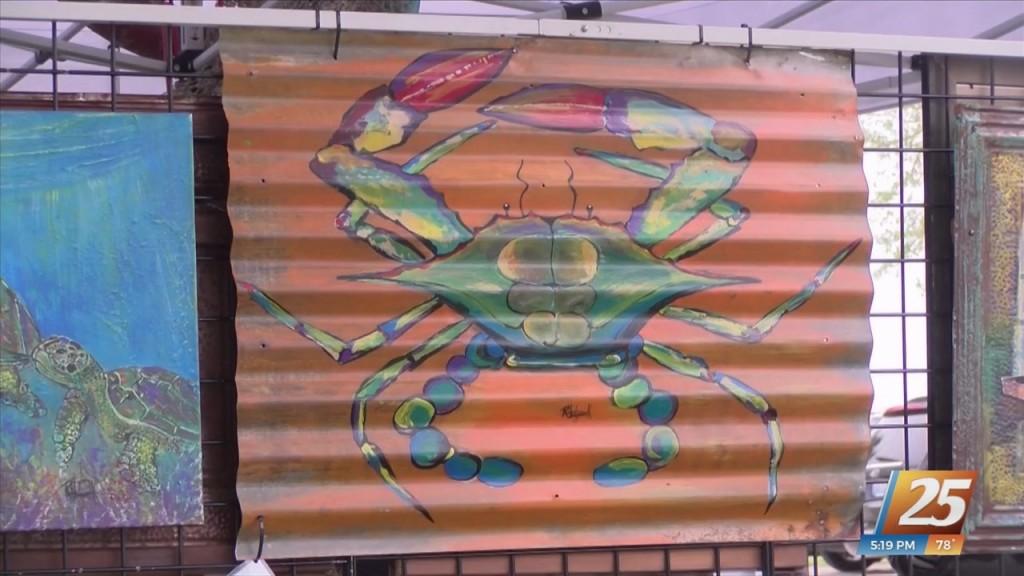 Pass Christian Fall Art Show