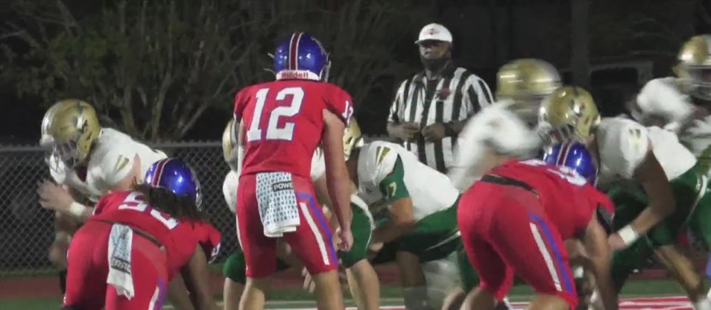 High School Football: Pass Christian Vs. Poplarville