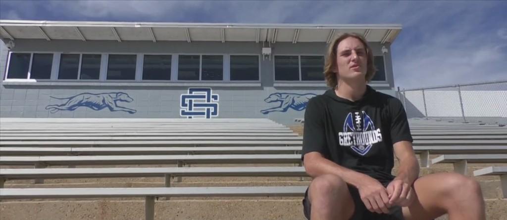 Student Athlete Of The Week: Ocean Springs Quarterback Bray Hubbard