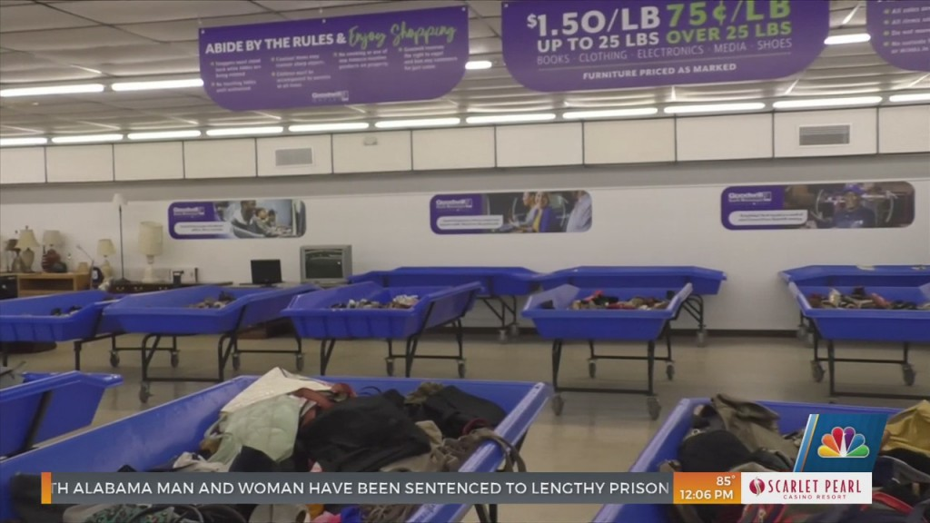 New Goodwill Outlet Store In Gulfport