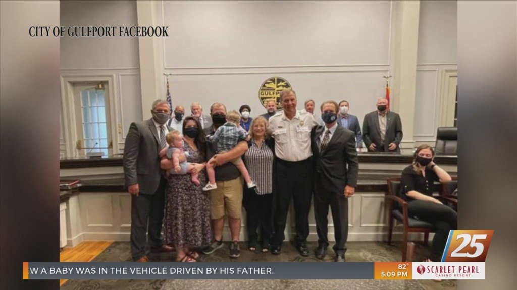 The City Of Gulfport Ratifies The Next Fire Chief