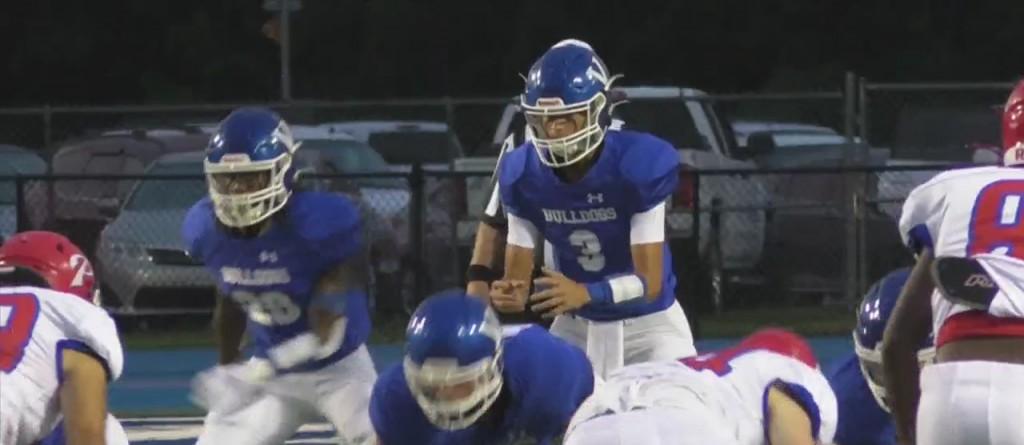 High School Football: Vancleave Vs. Pascagoula