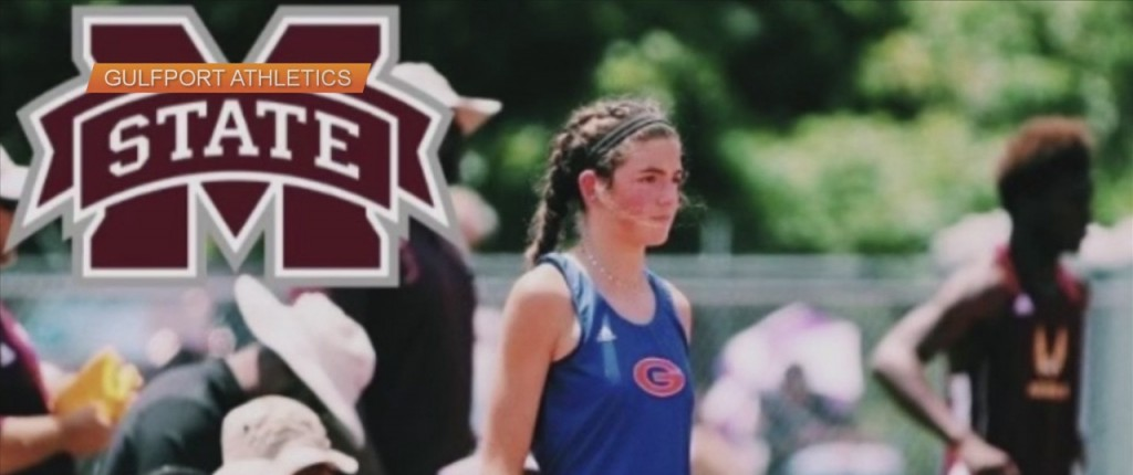 Gulfport Track And Field's Mallory Streetman Commits To Mississippi State