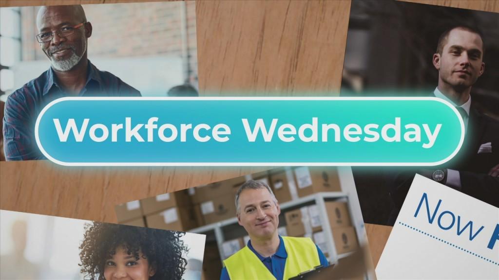 Workforce Wednesday