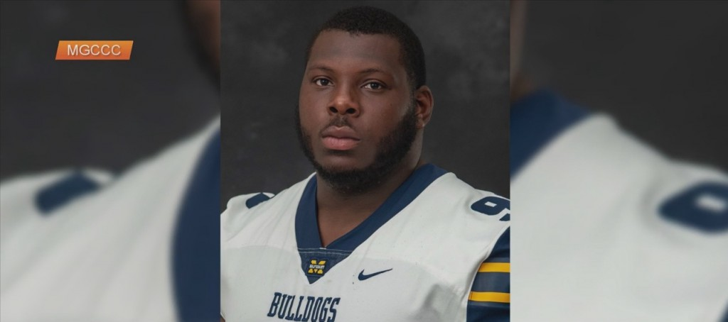 Mgccc Football Playing The Rest Of Season In Honor Of Levi Madison
