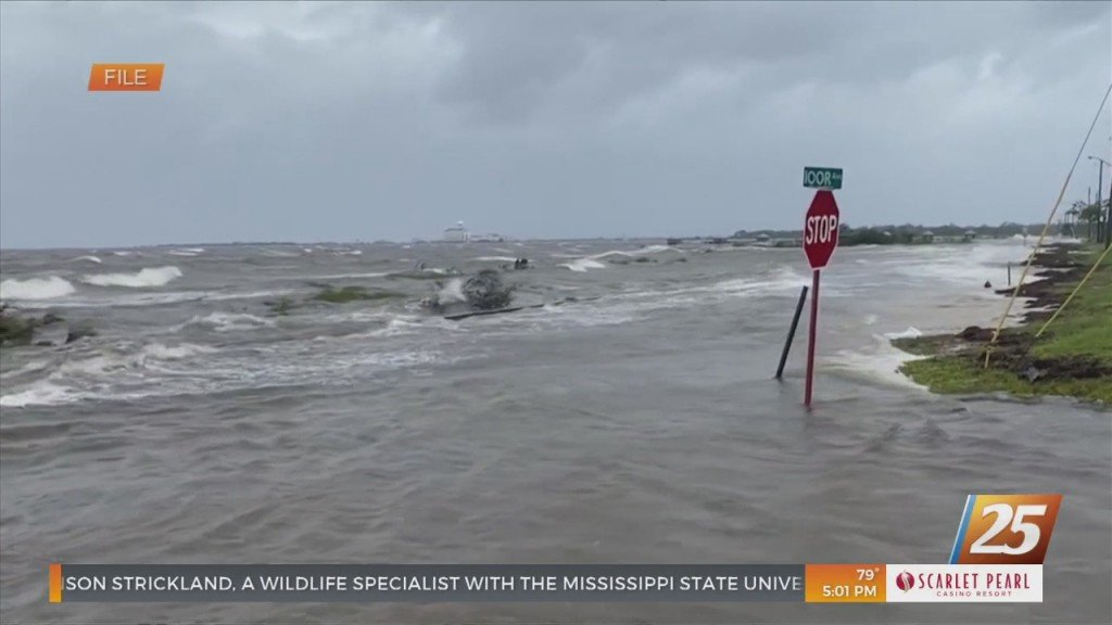 Mississippi Requests Major Disaster Declaration As A Result Of Hurricane Ida