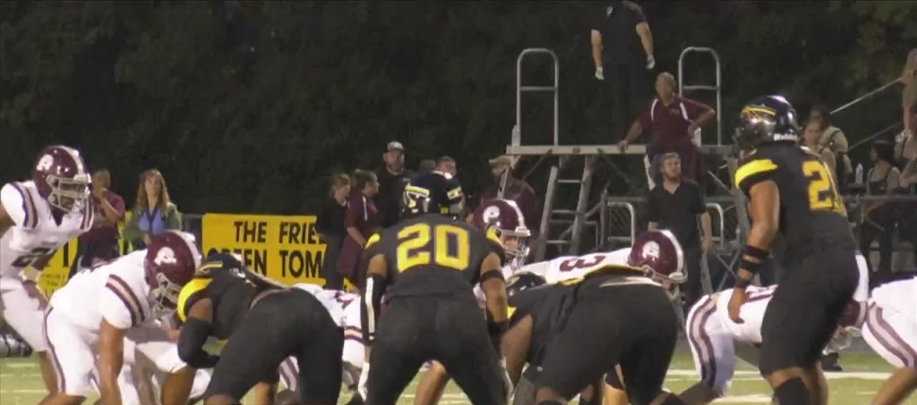 News 25 Game Of The Week: D'iberville Vs. Picayune