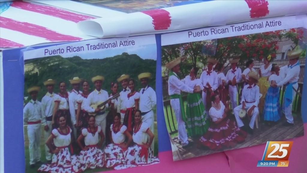 Moss Point School District Celebrates Hispanic Heritage Month