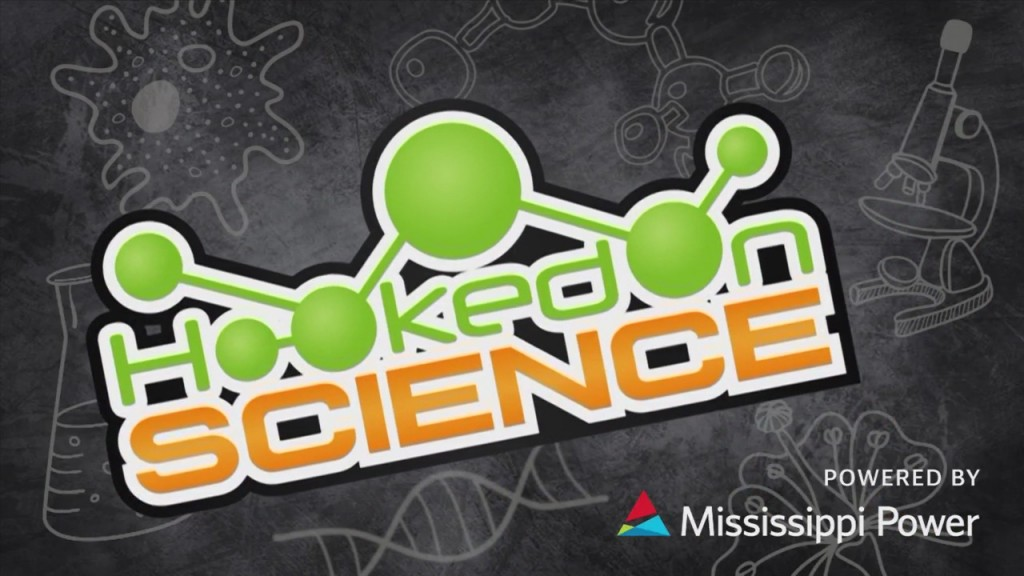 Hooked On Science: October 5th, 2021