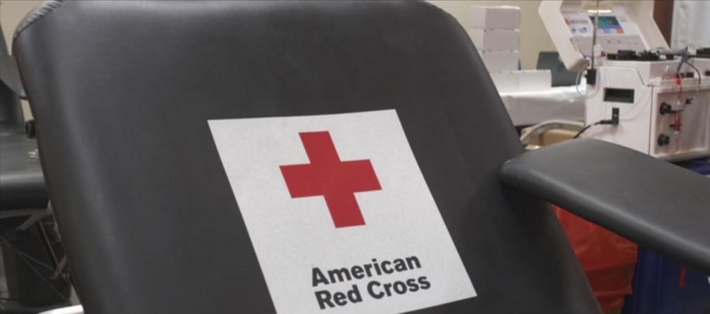 American Red Cross Offering Incentives To Donors During Blood Shortage