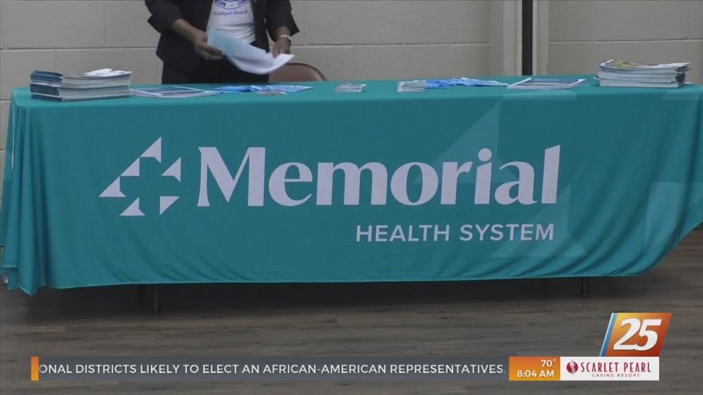 Good Deeds Community Center In Gulfport Hosts Vaccine Site