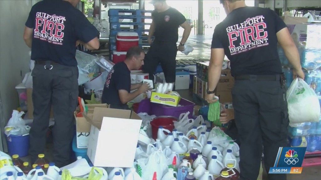 Community Continues Hurricane Ida Relief Aid