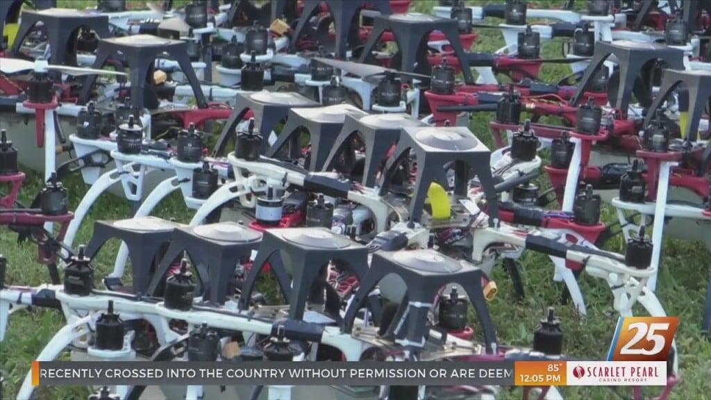 Sea Of Stars Drone Show Friday At Jones Park