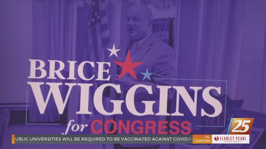 State Senator Brice Wiggins Announces Run For State's Fourth Congressional District