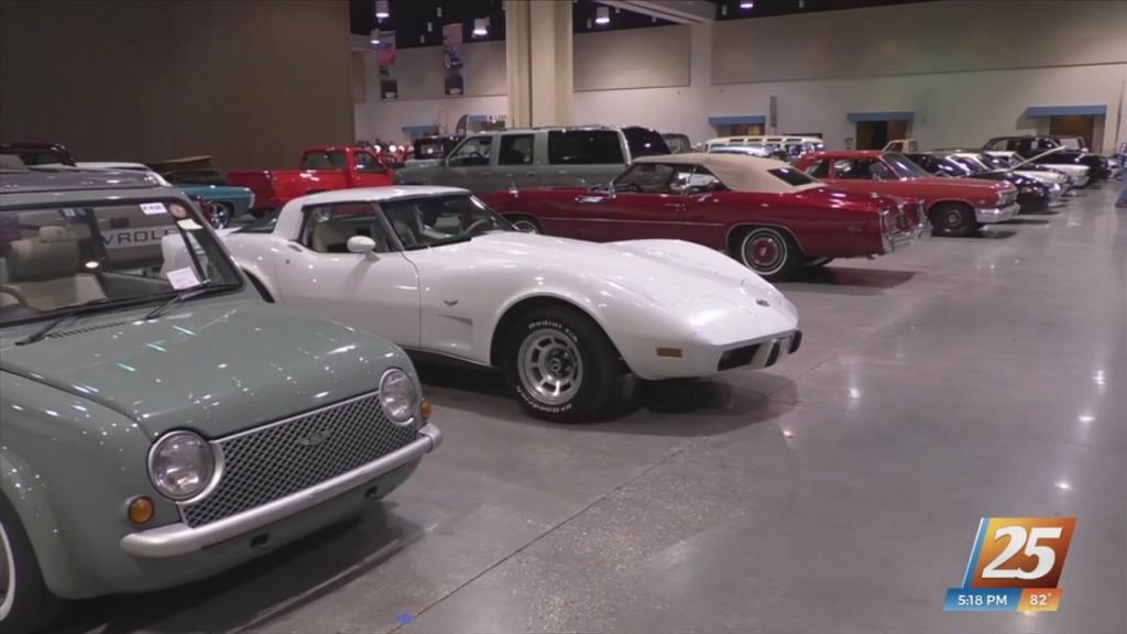 Vicari Auto Auction Kicks Off At Coast Coliseum