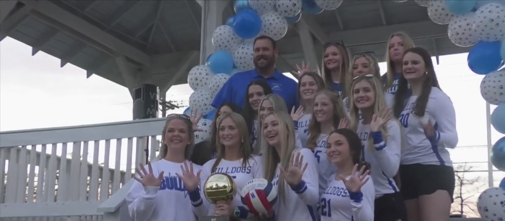 Vancleave Community Recognizes Band, Swim, And Volleyball Achievements
